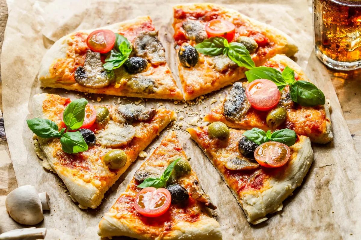 Пицца меню доставка