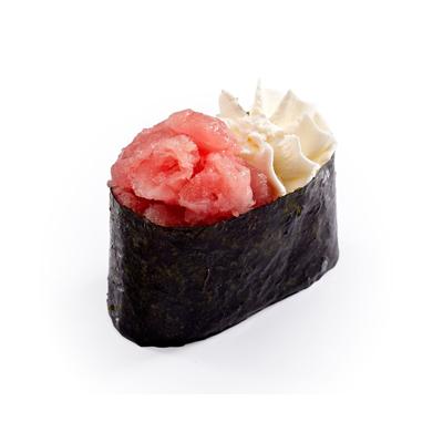 Суши сырные с тунцом