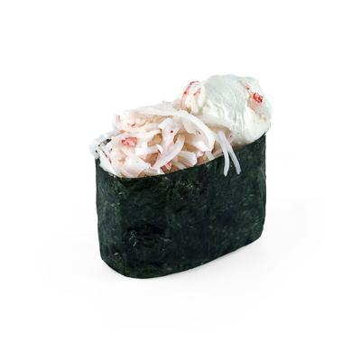 Суши сырный краб
